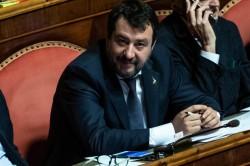 Salvini, i giudici e il centrodestra