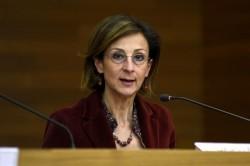 Marta Cartabia:  la giustizia deve sempre esprimere un volto umano