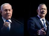 Netanyahu e Gantz (quasi) insieme