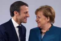 L'accordo Macron-Merkel: rinasce l'asse del bene?