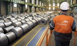 Uno stabilimento Arcelor-Mittal