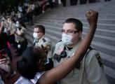 La rabbia sociale in Usa spaventa l'Europa