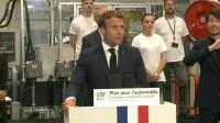 Arriva il Macron 2, piu' a destra e piu' verde
