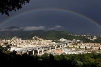Col ponte San Giorgio l'Italia rialza la testa