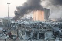 L'esplosione colpo mortale per Beirut