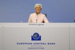La Bce tra Fed e Recovery Fund