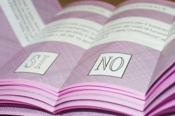 Perché votare No al referendum