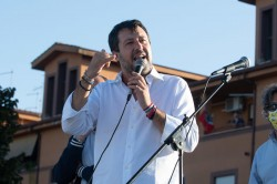 Salvini a processo e Catania diventa Pontida