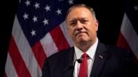 Pompeo: Italia insieme agli Usa contro gli atti predatori del regime cinese