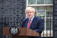 Boris Johnson: indietro tutta sulla Brexit