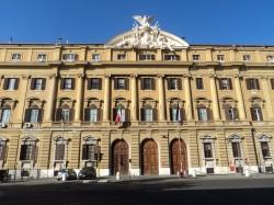 La sede del Ministero dell'Economia