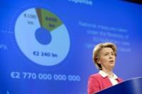 L'Europa alla sfida pandemia