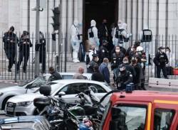 L'attacco alla cattedrale Notre Dame di Nizza