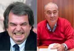 Renato Brunetta e Goffredo Bettini