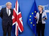 Brexit, uno spiraglio di sole tra le nubi
