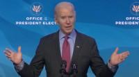Biden: unità, lotta al virus e difesa della democrazia