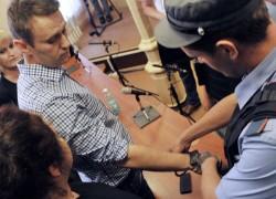 Il pugno duro di Putin su Navalny