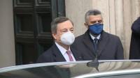 Dovere e sacrificio le parole di Draghi
