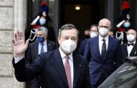 Gli impegni di Draghi su fisco, giustizia e Pa