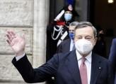 Draghi fissa i paletti della politica estera italiana