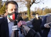La fiction del sub-premier Salvini, il tarantolato