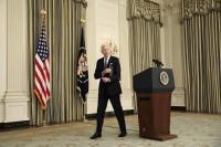 "Biden tesse la sua tela ""muscolare"""