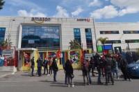 Amazon: conflitto industriale in società postindustriale