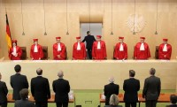 La Corte suprema tedesca