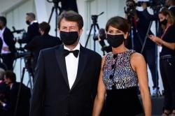 Dario Franceschini con la moglie Michela Di Biase