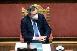La gaffe di Draghi al Senato indica la via