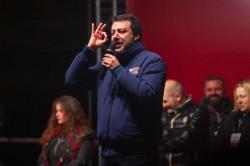 Salvini intrappolato tra Giorgia e Ursula
