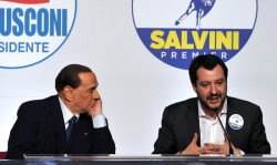 La mossa di Salvini e il sogno di Berlusconi