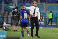 Se l'Italia si tinge di azzurro