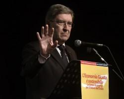 Giovannini: il Pil corre, ma attenti alle materie prime