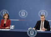 Giustizia, il bastone e la carota di Draghi