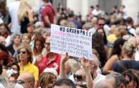 Gli atteggiamenti sul Green pass