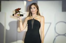 Audrey Diwan, vincitrice del Leone d'Oro