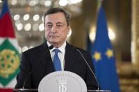 """Il card. Bassetti e Draghi """"scelto dalla Provvidenza"""""""