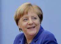 Angela Merkel, l'Afrikana